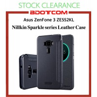 "[CLEARANCE] Asus ZenFone 3 ZE552KL 5.5"" Nillkin Sparkle series Leather Case"
