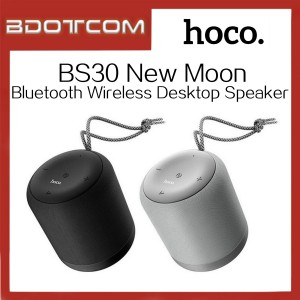 Hoco BS30 New Moon Bluetooth Wireless Portable Loud Speaker