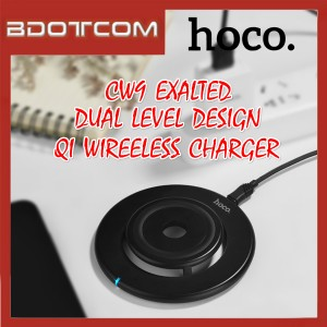 Hoco CW9 Exalted series Qi Wireless Charging Pad 5W Wireless Charger
