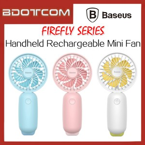 Baseus Firefly Handheld Rechargeable Mini Cooling Fan