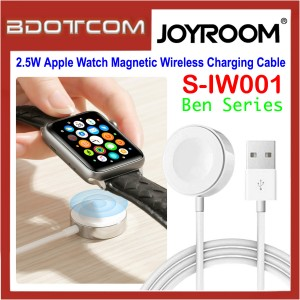 JOYROOM S-IW001 Ben Series 2.5W Magnetic Wireless Charging Cable for iWatch Apple Watch Series 4 / 3 / 2 / 1