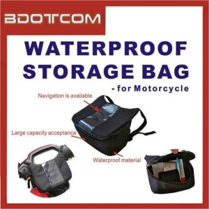 Motocycle Waterproof Storage Holder Bag for Grab Food, Foodpanda, Hungry Food Delivery, Honda, Yamaha, Kawasaki, Modenas, Suzuki