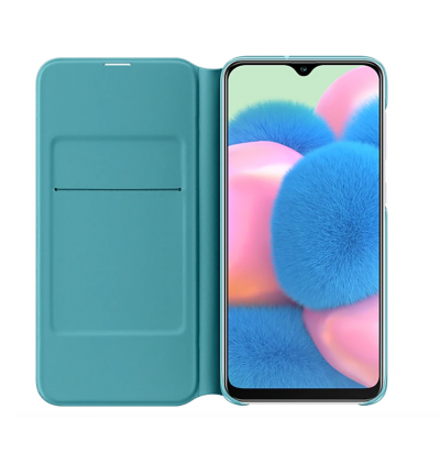 Original Samsung Wallet Cover with Handy Inside Pocket for Samsung Galaxy A30s
