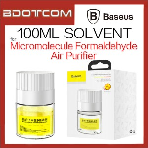 100ml Exchangeable Solvent / Cleaning Liquid for Baseus Micromolecule Formaldehyde Air Purifier Humidifier