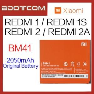 Original Xiaomi Redmi 1 / Redmi 1S / Redmi 2 / Redmi 2A BM41 2050mAh Standard Rechargeable Battery
