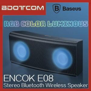 Baseus Encok E08 Stereo Bluetooth Wireless Speaker