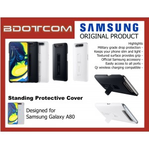 Original Samsung Standing Protective Cover for Samsung Galaxy A80