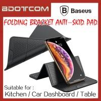 Baseus Folding Bracket Anti-Skid Pad for Car Dashboard / Table / Dashboard / Kitchen Used