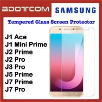 Tempered Glass Screen Protector for Samsung Galaxy J1 Ace / J1 Mini Prime / J2 Prime / J2 Pro / J3 Pro / J5 Prime / J7 Prime / J7 Pro