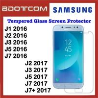 Tempered Glass Screen Protector for Samsung Galaxy J1 2016 / J2 2016 / J3 2016 / J5 2016 / J7 2016 / J2 2017 / J3 2017 / J5 2017 / J7 2017 / J7 Plus 2017