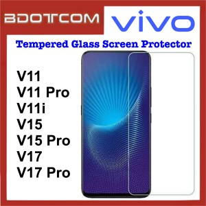 Tempered Glass Screen Protector for Vivo V11 / V11 Pro / V11i / V15 / V15 Pro / V17 / V17 Pro