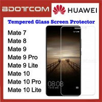 Tempered Glass Screen Protector for Huawei Mate 7 / Mate 8 / Mate 9 / Mate 9 Pro / Mate 9 Lite / Mate 10 / Mate 10 Pro / Mate 10 Lite