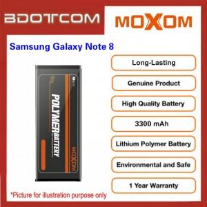 Original MOXOM High Capacity Battery 3300mAh for Samsung Galaxy Note 8