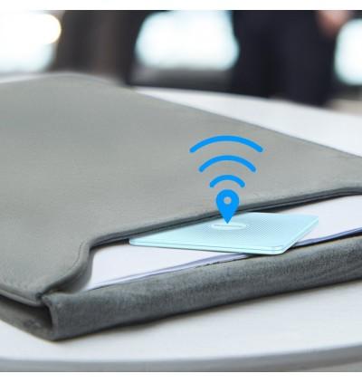 Baseus T1 Mini Flat Card Type Anti Lost Device Intelligent Wireless Key Locator Finder