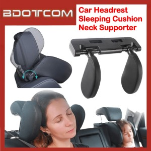 Car Headrest Sleeping Cushion Neck Supporter for Toyota / Honda / Mazda / Proton / Perodua, BMW / Benz Mercedes / Hyundai / Nissan / Audi / Volvo / Volkswagen / Lexus / Kia / Suzuki / Ford / Mitsubishi