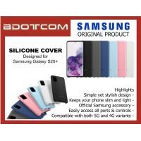 Original Samsung SIlicone Cover Case for Samsung Galaxy S20+ S20 Plus