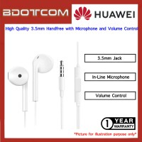 Huawei High Quality 3.5mm Handsfree with Microphone and Volume Control for Huawei Mate 20, Mate 20X, Mate 20 Pro, Mate 30, Mate 30 Pro, P30, P30 Pro, P20, P20 Pro