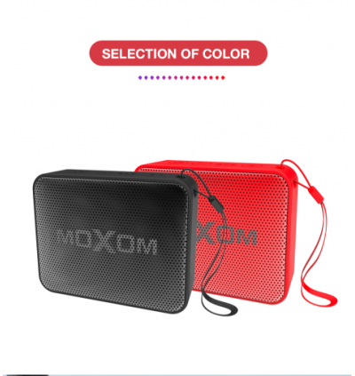 Moxom MX-SK05 IPX5 Waterproof Handsfree Wireless Bluetooth Smart Speaker for Samsung / Apple / Huawei / Xiaomi / Oppo / Vivo
