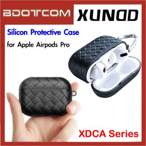 XUNDD XDCA Series Silicon Protective Case Compatible with Apple Airpods Pro