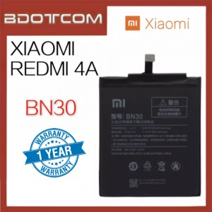 Replacement battery BN30 For Xiaomi Redmi 4A / Hongmi 4A