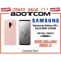 (CRAZY SALES) Original Samsung Silicone Cover for Samsung Galaxy S9+ Samsung Galaxy S9 Plus