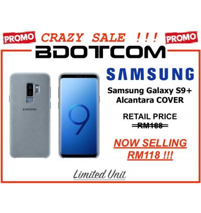 (CRAZY SALES) Original Samsung Alcantara Cover for Samsung Galaxy S9+ Samsung Galaxy S9 Plus