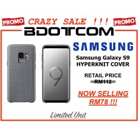(CRAZY SALES) Original Samsung Hyperknit Sporty and Light Cover for Samsung Galaxy S9