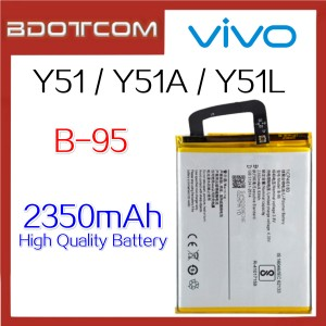 Vivo Y51 / Y51A / Y51L B-95 2350mAh Standard Replacement Battery