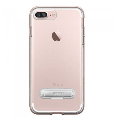 (CRAZY SALES) Original Spigen Crystal Hybrid Protective Cover Case for Apple iPhone 7 Plus / iPhone 8 Plus