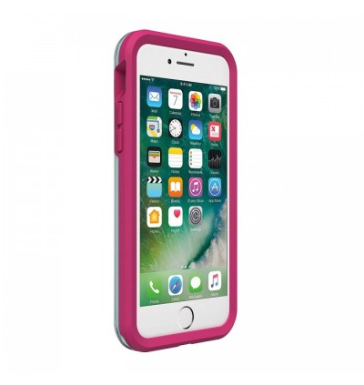 (CRAZY SALES) Original LifeProof SLAM Series Heavy Duty Protective Cover Case for Apple iPhone 7 Plus / iPhone 8 Plus (Aloha Sunset)