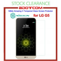 [CLEARANCE] Nillkin Amazing H Tempered Glass Screen Protector for LG G5