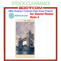 [CLEARANCE] Nillkin Amazing H Tempered Glass Screen Protector for Xiaomi Redmi Note 3