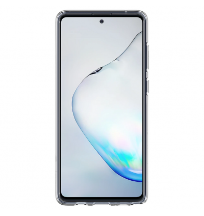 Original Spigen Liquid Crystal Case Protective Cover for Samsung Galaxy Note10 Lite (Crystal Clear)