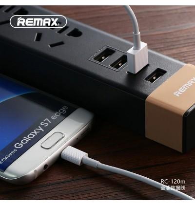 Remax RC-120m Chaino series 30cm MicroUSB Mini Data Cable