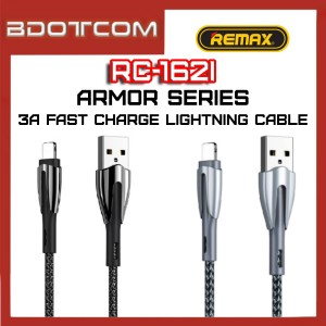 Remax RC-162i Armor series 3A Fast Charge Lightning Cable