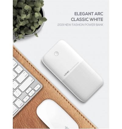 LDNIO PR1009 Dual USB Ports 10000mAh Fast Charge Power Bank for Samsung / Apple / Huawei / Xiaomi / Vivo / Oppo