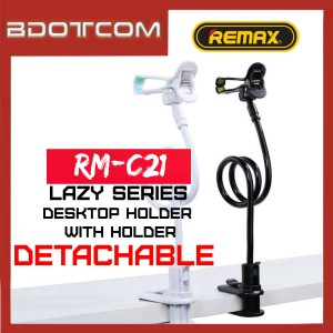 Remax RM-C21 Lazy series Detachable Desktop Stand Phone Clip Holder
