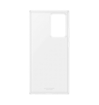 Original Samsung Transparency Clear Cover for Samsung Galaxy Note20 Ultra