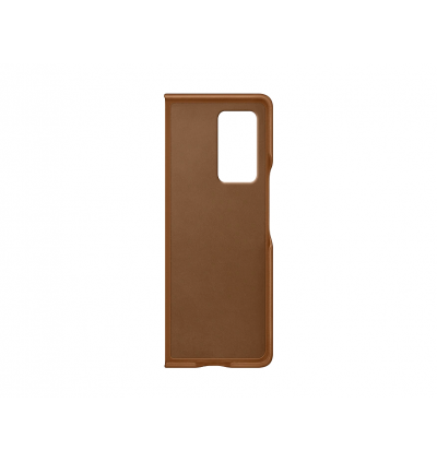 Original Samsung Leather Cover for Samsung Galaxy Z Fold2 (SM-F916B)