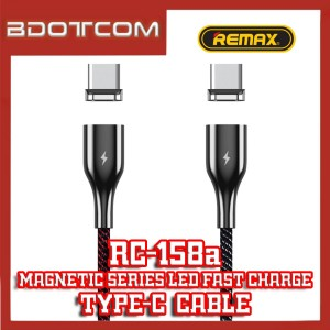 Remax RC-158a Magnetic series Type-C Magnetic Adaptor Data Cable