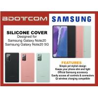 Original Samsung SIlicone Cover Case for Samsung Galaxy Note20 / Samsung Galaxy Note20 5G