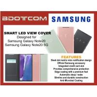 Original Samsung Smart LED View Cover Wallet Case for Samsung Galaxy Note20 / Samsung Galaxy Note20 5G