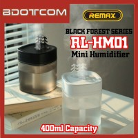 Remax Life RL-HM01 Black Forest series Air Purifier Aroma Essential Oil Diffuser Desktop Humidifier