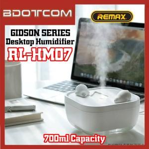 Remax Life RL-HM07 Gidson Series Air Purifier Aroma Essential Oil Diffuser Desktop Humidifier