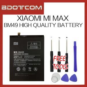 [FREE TOOLS] Xiaomi Mi Max BM49 4760mAh Replacement Standard Battery