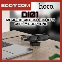 Hoco DI01 1080P HD Webcam Camera with Microphone