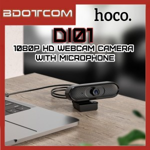 Hoco DI01 1080P HD Webcam Camera with Microphone
