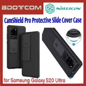 Nillkin CamShield Pro Protective Slide Cover Case for Samsung Galaxy S20 Ultra