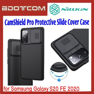 Nillkin CamShield Pro Protective Slide Cover Case for Samsung Galaxy S20 FE 2020
