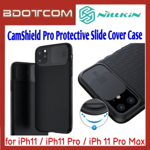 Nillkin CamShield Pro Protective Slide Cover Case for Apple iPhone 11 / iPhone 11 Pro / iPhone 11 Pro Max
